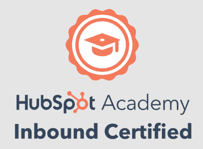 Inbound marketing certifikácia - Hubspot